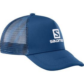 Salomon Summer Logo Cap Herre poseidon